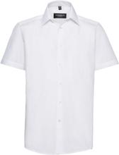 Skjorta Goodwin vit slim fit kort ärm