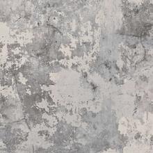 DUTCH WALLCOVERINGS Tapet betong mörkgrå