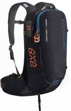 Ortovox Cross Rider 18 Avabag skiryggsekker Sort OneSize