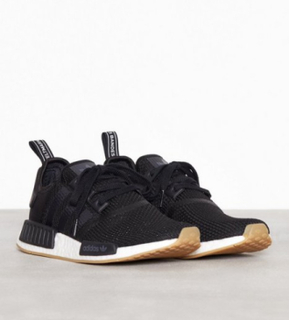 Adidas Originals NMD_R1 Sneakers & tøysko Black