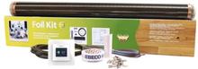 Golvvärmefolie Ebeco Foil Kit 500 för Trä- och Laminatgolv 1 m