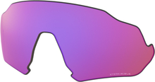 Oakley Flight Jacket Lins Prizm Trail