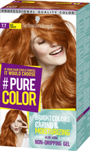 Schwarzkopf Pure Color 7.7 Red Ginger