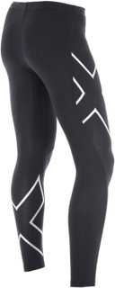 2XU Tr2 Compression Tights Men Herre treningsbukser Sort ST