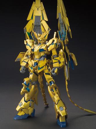HGUC Unicorn Gundam Unit 3 Phenex (Narrative Ver.) - 1/144