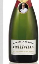 Övriga Håkan Larssons guide till vinets värld - Håkan Larsson