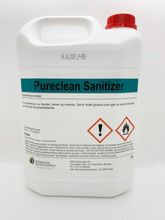 VC9 Pureclean Hånddesinfeksjon . 5 liter >85%.