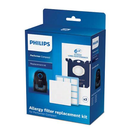 Philips FC8074/02. 4 stk. på lager