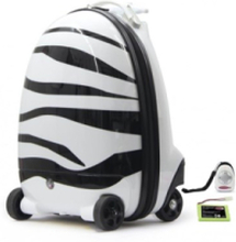 Children Suitcase Zebra 2.4GHz