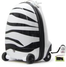 Children Suitcase Zebra 2.4GHz