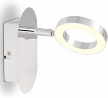 vidaXL LED Vägglampa med 1 lampa varmvit