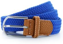 Braid Stretch Belt Royal