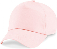 Original 5 Panel Cap Pastel Pink