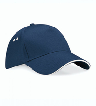 Ultimate 5 Panel Cap French Navy/Putty 3260