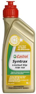 Castrol Syntrax Limited Slip 75W-140 1 Liter Dunk
