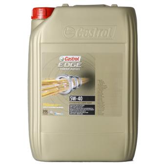 Castrol EDGE Titanium FST Turbo Diesel 5W-40 20 Liter Kanister
