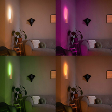 Philips Hue Vägglampa Liane White and Color Vit