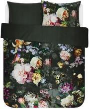 Essenza Sengesæt - 140x200 cm - Essenza Fleur Green sengetøj