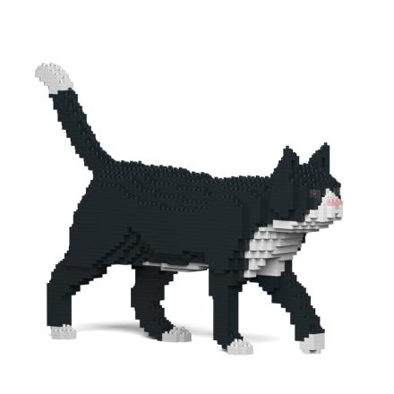 Kidults Kitty Blocks - Svart Katt