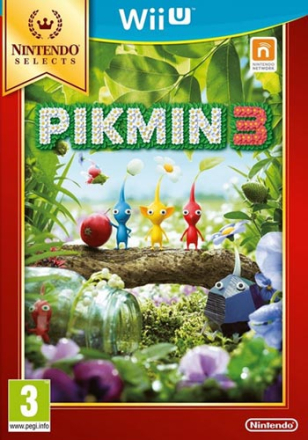 Pikmin 3 - SELECT