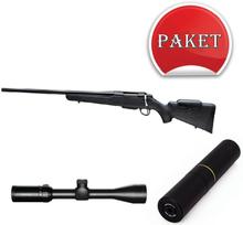 Tikka T3x Lite Adjustable Vänster Paket