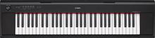 Yamaha NP-12B Electric Piano - Black