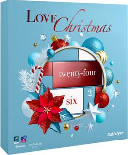 Satisfyer Love Christmas Advent Calendar 2021 Adventskalender sexleketøy