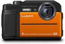 Panasonic Lumix DC-FT7EP-K Orange