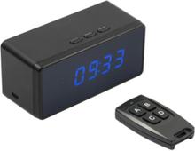 Desk Clock with FullHD Camera TX-76 - network surveillance camera