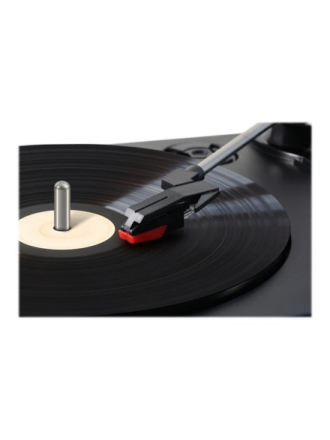 TX-43 - turntable with digital recorder Pladespiller - Sort