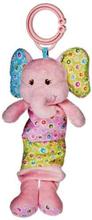 Barnvagnsleksak - Ella Bella Elephant Wiggler