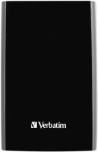 Harddisk VERBATIM 2.5 USB 3.0 1TB sort