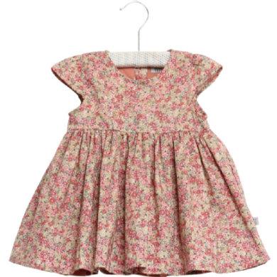WHEAT Dress Christel powder - flerfarvet - Gr.fra 3 år - Pige - pinkorblue