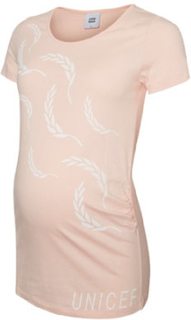 Mama Licious T-shirt MLUNICEF seashell pink - rosa/pink - Gr.S