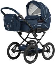 knorr-baby Classico yhdistelmävaunut, marine - sininen