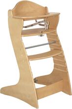 roba Evolutionär barnstol Chair Up med steg
