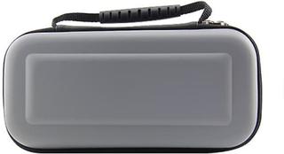 eStore Nintendo Switch väska för spelkonsol och kassetter - Grå