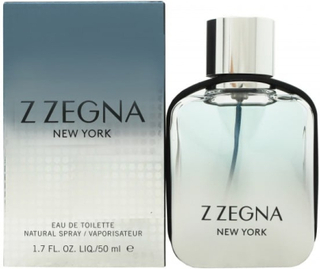 Ermenegildo Zegna Z Zegna New York Eau de Toilette 50ml Spray