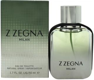 Ermenegildo Zegna Z Zegna Milan Eau de Toilette 50ml Spray
