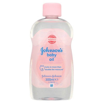 Johnson's Babyöl 300 ml