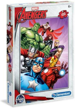 100 pcs. Puzzles Kids Special Collection Avengers