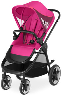 cybex Barnevogn Balios M Passion Pink-purple - rosa/pink