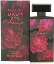 Elizabeth Arden Always Red Femme Eau de Toilette 30ml Spray