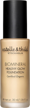 Köp Estelle & Thild Fresh BioMineral Healthy Glow Foundation, 123 30 ml estelle & thild Foundation fraktfritt
