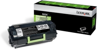 Toner LEXMARK PB 52D2X00 45K sort