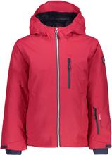 CMP Girl Jacket Fix Hood (38W0445) Barn skijakker fôrede Rosa 116