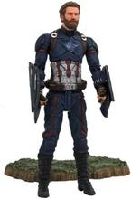 Marvel , Captain America - Actionfigur
