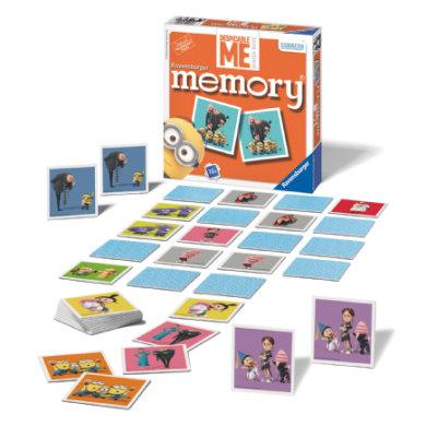 Ravensburger memory® Grusomme Mig - pinkorblue