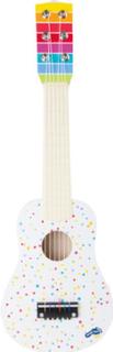small foot guitar lyd - flerfarvet