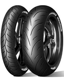 Dunlop Sportmax Qualifier ( 160/60 ZR17 TL (69W) tylne koło, M/C )